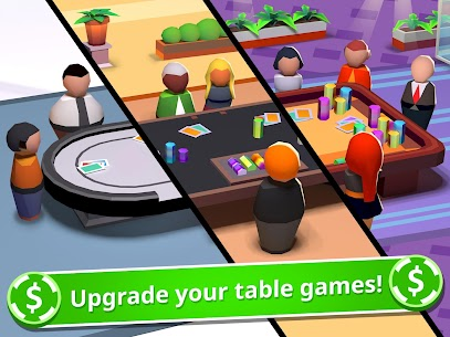 Idle Casino Manager Mod Apk- Business Tycoon Simulator (Free Upgrade) 8