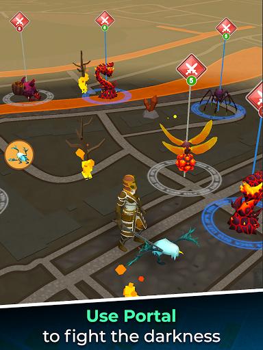 Magic Streets - Location based RPG 1.0.49 screenshots 13