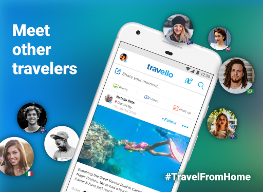 Travello Travel From Home 5.7.8 Screenshots 1