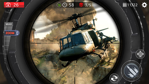 Sniper 3D Shooter- Free Gun Shooting Game 1.3.3 screenshots 3