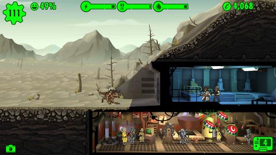 Fallout Shelter MOD APK (Unlimited Money) 8