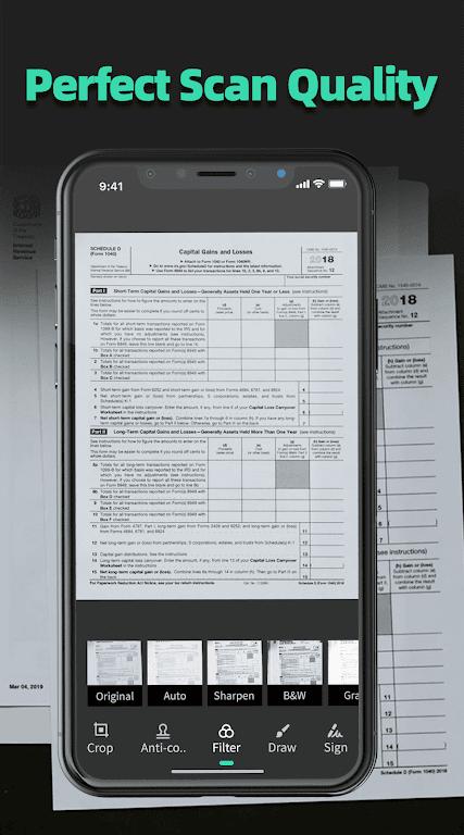 Doc Scanner - Free PDF Scanner & CamScanner  poster 16