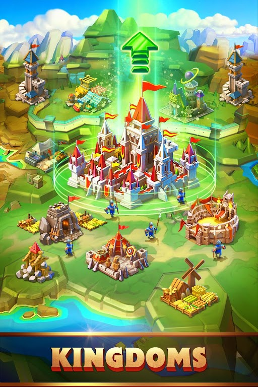 Lords Mobile: Kingdom Wars  poster 1