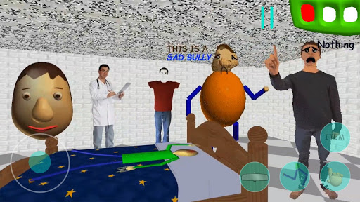 Coma Math Teacher is Dead Dies Scary Knocked Out 1.7.777 screenshots 17