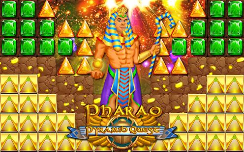 Pharaoh Pyramid Quest