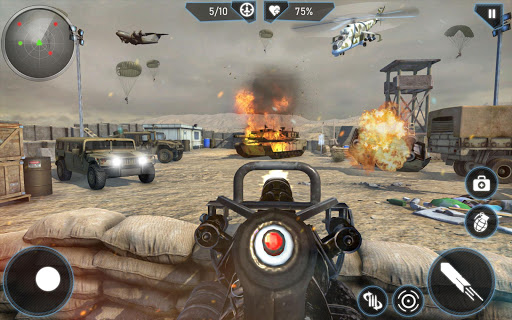 Modern FPS Combat Mission - Free Action Games 2021 2.9.0 screenshots 4