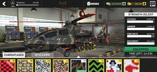 Massive Warfare: Helicopter vs Tank Battles 1.54.205 screenshots 10