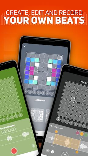 SUPER PADS LIGHTS - Your DJ app android2mod screenshots 3