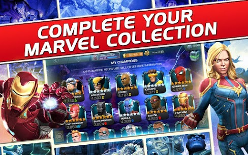Marvel Contest of Champions Apk Mod + OBB/Data for Android. 9