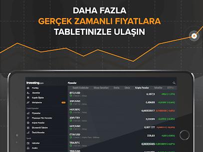 Investing: Borsa, Döviz, Hisse, Portföy & Haberler 8