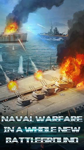 Fleet Command II: Battleships & Naval Blitz