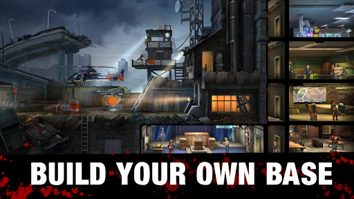 Zero City: Zombie games & shelter base survival  screenshots 1