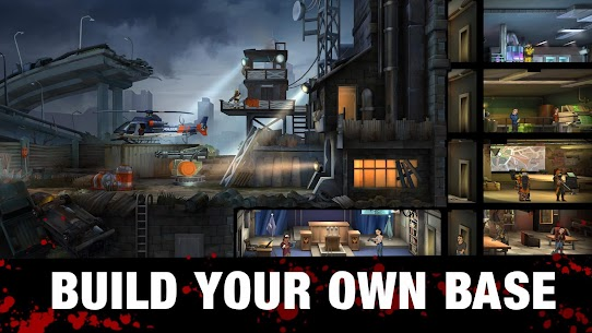 Zero City: Zombie shelter survival Mod Apk (One Hit) 1