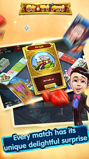 Cu1edd Tu1ef7 Phu00fa - Co Ty Phu ZingPlay - Board Game 3.4.6 Screenshots 9