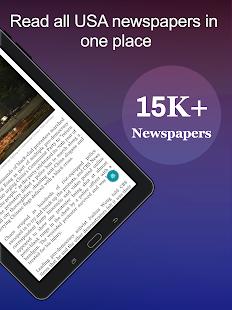 USA Newspapers - US News App
