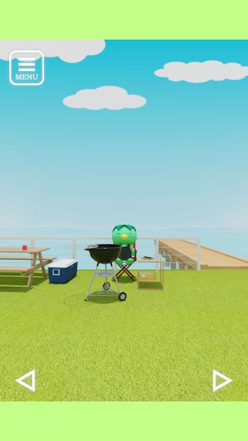 脱出ゲームグランピング screenshot 2