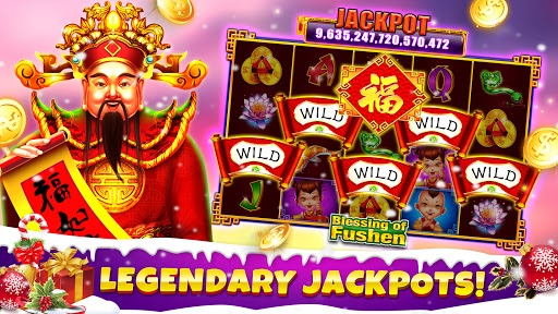 Slots: Clubillion -Free Casino Slot Machine Game! 1.19 screenshots 16