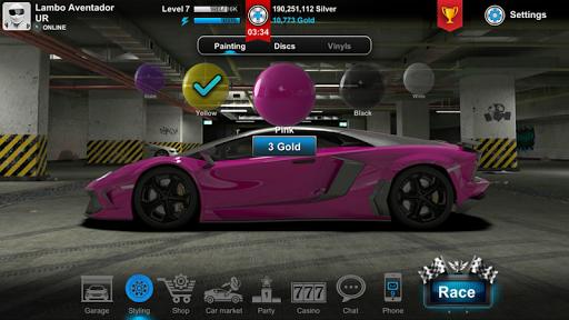 Tuner Life Online Drag Racing  screenshots 5