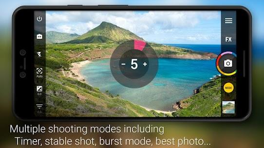Camera ZOOM FX Premium Apk 3