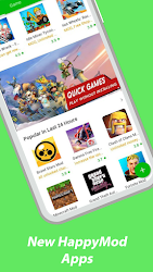 HappyMod : New Happy Apps And Guide For Happymod APK 1