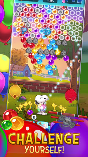 Bubble Shooter: Snoopy POP! - Bubble Pop Game 1.56.002 screenshots 6