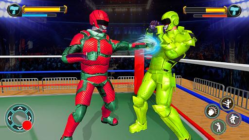 Grand Robot Ring Fighting 2020 : Real Boxing Games 1.19 Screenshots 3