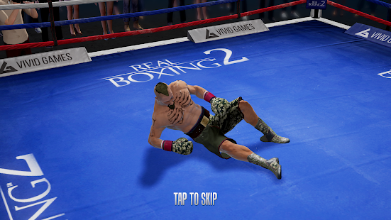 Real Boxing 2 Screenshot