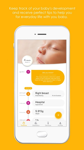 Beurer BabyCare 1.2.0 Screenshots 2