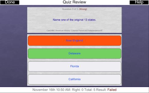 Free US Citizenship Test 2021