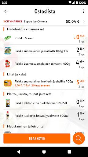 K-Ruoka modavailable screenshots 5