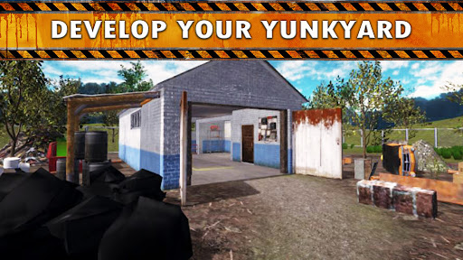 Junkyard Builder Simulator 0.91 screenshots 7