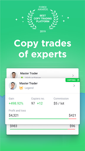 OctaFX Copytrading  Paidproapk.com 1
