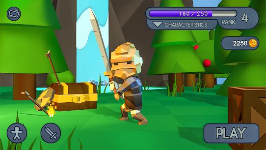 HeadHunters io Mod Apk (Unlimited Gold/ Unlocked Character) 6