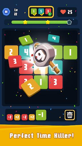 Merge Plus - Merge Number Puzzle  screenshots 2