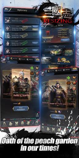 Télécharger Gratuit Three Kingdoms RESIZING apk mod screenshots 6