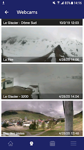 Les 2 Alpes ❄ - Ski, webcams, weather, snow
