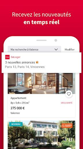 SeLoger - achat, vente et location immobilier apktram screenshots 2