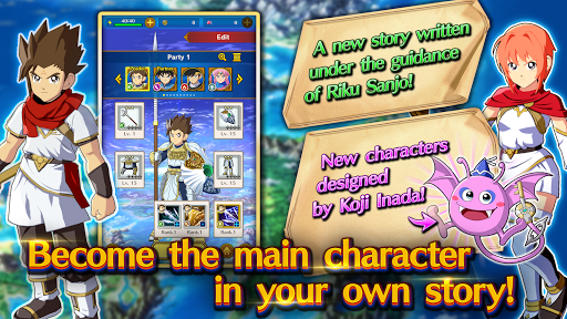 DRAGON QUEST The Adventure of Dai: A Hero's Bonds Varies with device screenshots 9