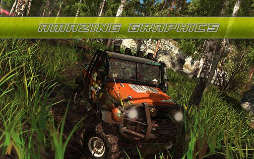 4x4 Turbo Jeep Racing Mania  screenshots 5
