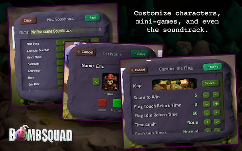 BombSquad Screenshot