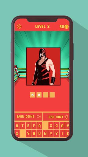 ultimate wrestling quiz screenshot 2