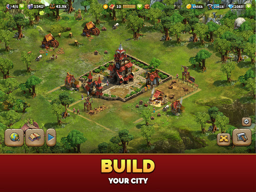 Elvenar - Fantasy Kingdom 1.118.3 screenshots 18