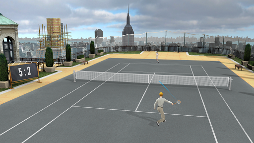 World of Tennis: Roaring u201920s u2014 online sports game  screenshots 8