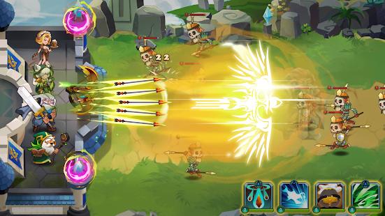 Castle Defender: Hero Idle Defense TD 1.9.0 Screenshots 4