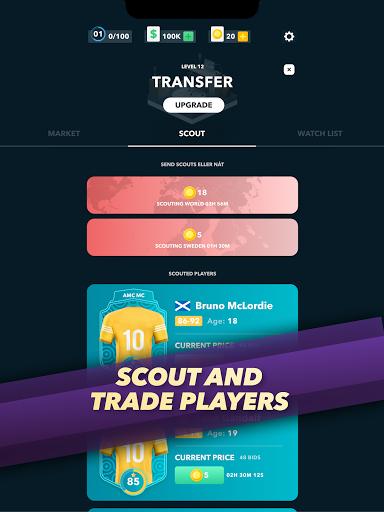 World Football Manager 2021 - Become the Top GM! Apkfinish screenshots 19