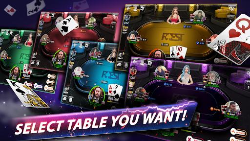 Rest Poker - Texas Holdem 3.004 screenshots 2