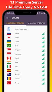 VOP HOT Pro Premium VPN Mod Apk (Paid/All Servers Unlocked) 8