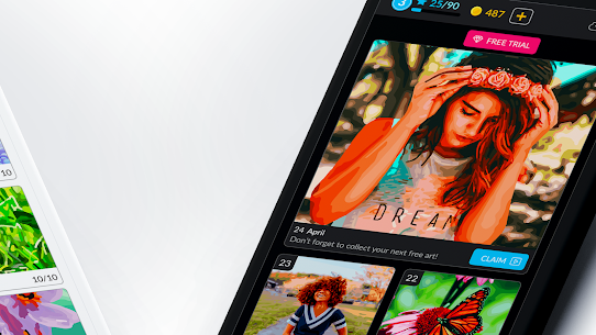 Color by Number for adults MOD APK 2.67.0 (Unlimited Money) 4