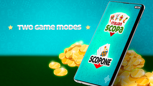 Scopa Online: Free Card Game Varies with device screenshots 2
