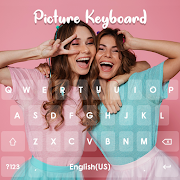 Picture Keyboard-Emoji Keyboard Fonts,GIF,Stickers